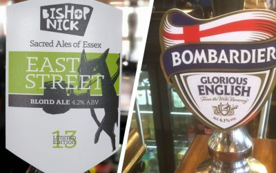 Our New Guests are: East Street & Bombardier!