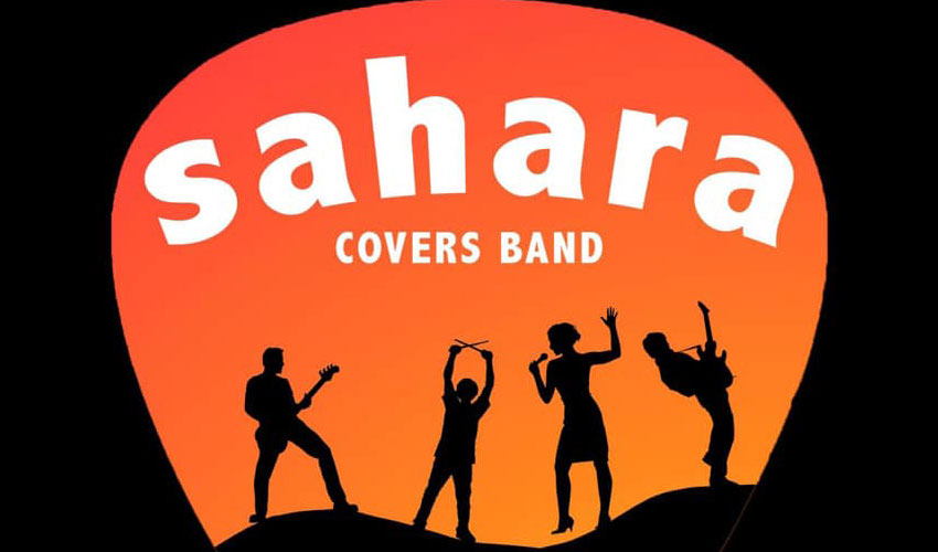 Sahara covers band